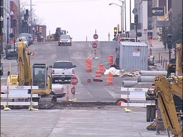 Chairman Says Road Repairs Far In Future