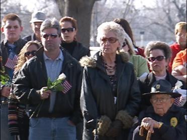 Muskogee Honors Fallen Police Officer