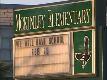 4th Grader Claims Substitute Acted Inappropriately