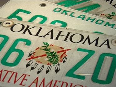 Vote For The Best License Plate Design