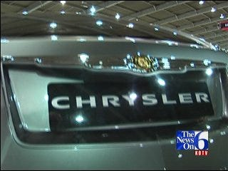 Auto Show Makes 21st Stop In Tulsa