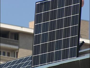 Local Company Turning To Solar Power