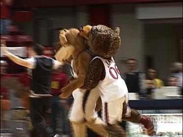 Mascot Dance-Off Turns Violent