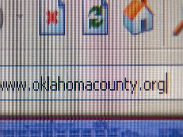 Oklahoma County Pulling Internet Records