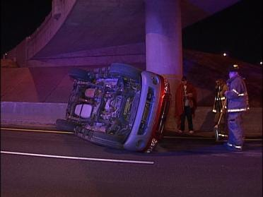 Overnight Traffic Accidents
