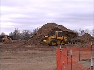 Debris Almost Gone From Johnson Park