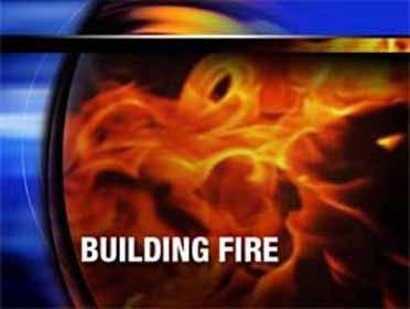 Hazardous Materials Business Catches Fire