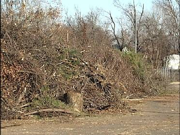 Sapulpa Debris Site To Re-Open