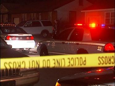 Man Recovering After Shot In Neck