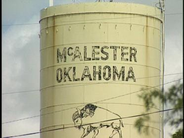 More Money Troubles In McAlester