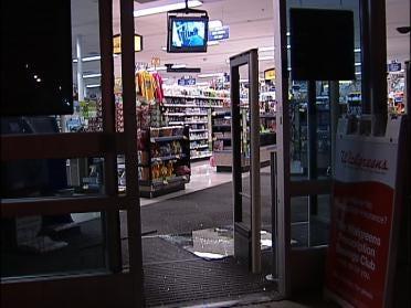 Walgreens Store Burglarized