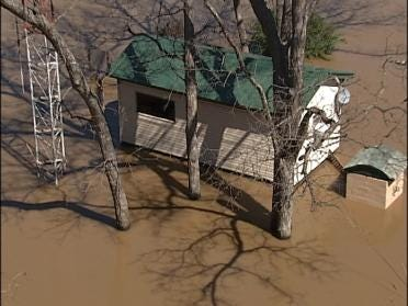 Flooding Continues On The Illinois River