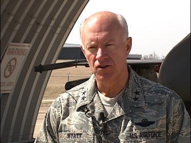 Oklahoma's Role In Iraq