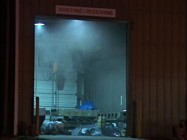 Fire Damages Local Machine Shop