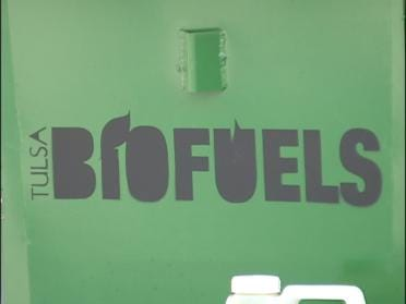 Cooking Oil Used For Alternative Fuel