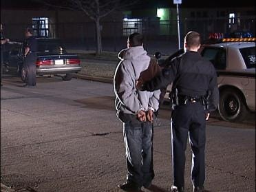 Police Arrest Teen After Armed Robbery