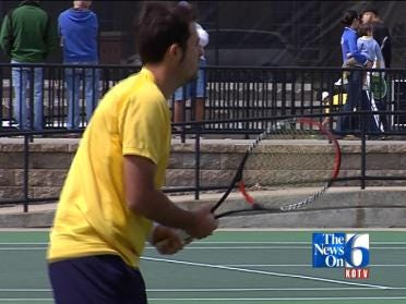 Team Hopes To Serve Up An Ace
