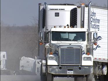 Truck Drivers Deal With High Diesel Prices