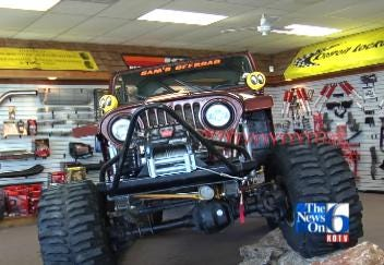 Turning Your Highway Cruiser Into An Off-Road Monster