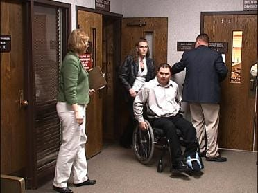 Road Rage Shooting Suspect Ordered To Trial