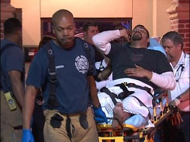 Man Stabbed While Breaking Up Bar Fight