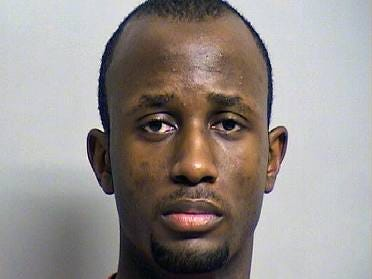 Marquis Bullock Appears In Court