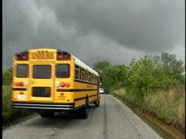 School Bus Storm Safety