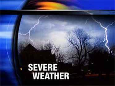 Storm Sirens Sound In Muskogee