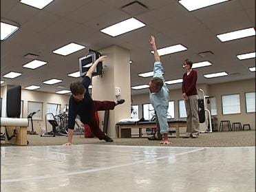 Physical Therapy Benefit For Tulsa Ballet