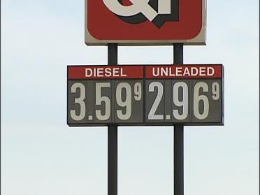 Diesel Fuel Hits Record High