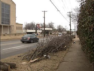 Final Debris Removal Pass On Monday