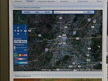 Keep Track Of Severe Weather