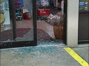 Pharmacy Burglars Sought