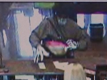 Police Looking For Bank Robber