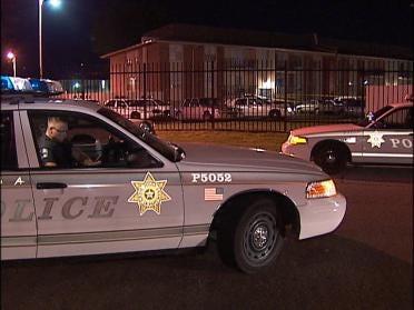 Man Shot Overnight Near Apartment Complex