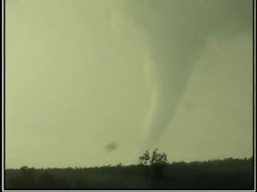 McAlester Tornado Victims Sift Through Damage