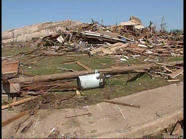 Tornado, Storm Winds Knock Out Power