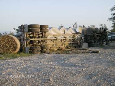 Craig County Tornado Damage