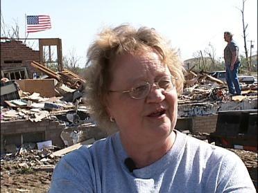 Tornado May Hasten Schools' Closure