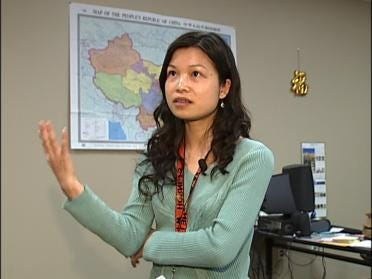 Tulsa Chinese Teacher Worries About Homeland