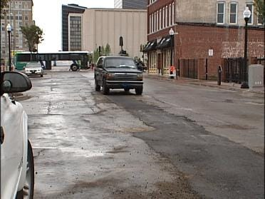 A Plan For Fixing Tulsa's Streets