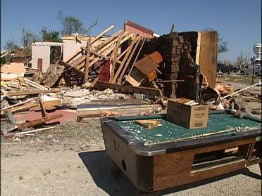 Picher's Former Mayor Recounts Tornado