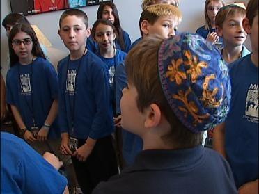 Students Raise Money For Picher Storm Victims