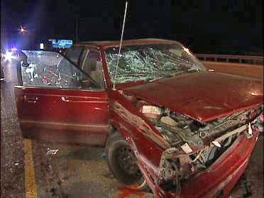 Accused Drunk Driver Kills Elderly Woman