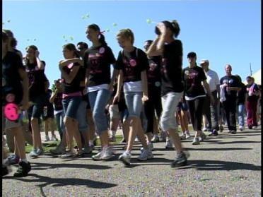 Event Raises Awareness For Cystic Fibrosis