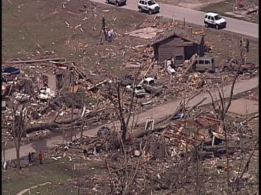 Faith Only Thing Left For Some After Tornado