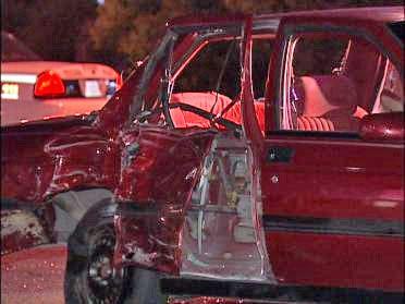 Police Investigate Crash Between Motorcycle, Car