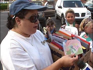 Girl Scout Cookies Headed For Troops