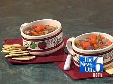 Kielbasa Bean Slow Cooker Soup