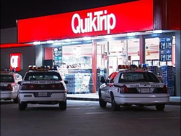 Two Arrested Following Overnight Robberies
